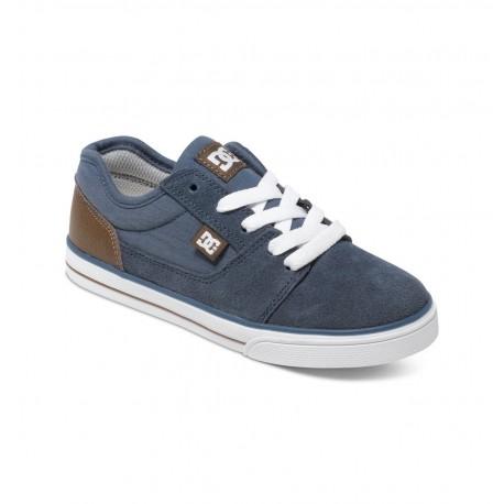 Chaussures DC Shoes Tonik bleues garçon r3OwxWD
