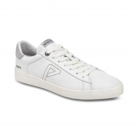 CHAUSSURES SNEAKER HOMME PEPE JEANS PORTOBELLO ARCHIVE BLANC