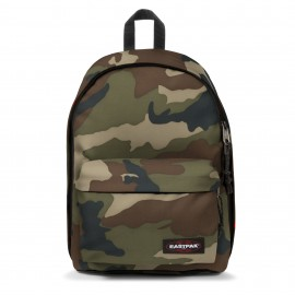 SAC A DOS EASTPAK OUT OF OFFICE PRINT CAMO ÉDITION LIMITÉE