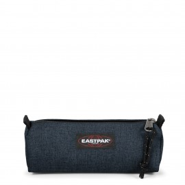 TROUSSE SCOLAIRE EASTPAK BENCHMARK SINGLE TRIPLE DENIM