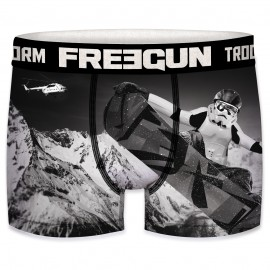 BOXER UNDERWEAR ENFANT FREEGUN STORM TROOPER MULTICOLORE