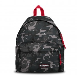SAC A DOS EASTPAK PADDED PAK'R® PRINT ON TOP RED ÉDITION LIMITÉE